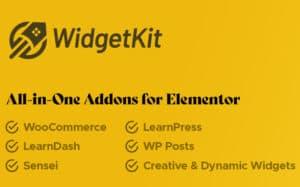 WidgetKit Addons Pro - All in One Addons for Elementor