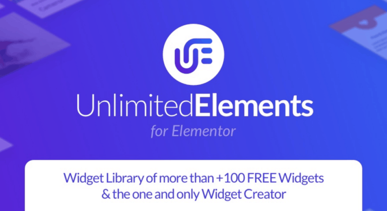 Unlimited Addons for Elementor Free Review